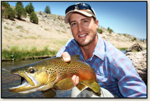 David D'Beaupre of Sierra Trout Magnet Fly Shop and Guide Service
