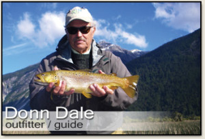 Donn Dale of Clark Fork River Outfitters